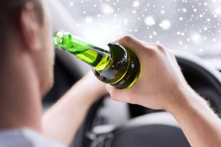 AKIK NEM BÍRJÁK KI ITAL NÉLKÜL TATABÁNYÁN: Ismét részeg jómadarakat fogtak a zsaruk