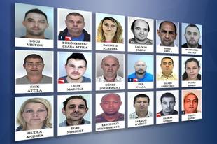 TOLVAJOK, RABLÓK, GYILKOSOK: Fényképes körözési toplista a rendőröktől. Zuglóban is böngészhetik
