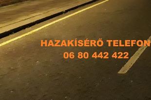 EGY ZSENIÁLIS ÖTLET: Ha gondban vagy éjszaka az utcán, hívd a Hazakísérő Telefont Zuglóból is
