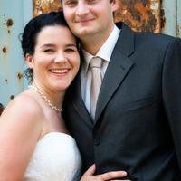 Esküvői próbafotózás