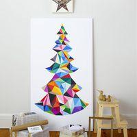 Ötletes alternatív karácsonyfák