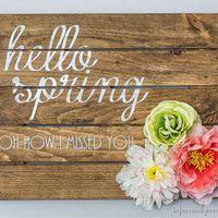 Ha tavasz akkor megújulás