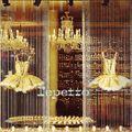 Ünnepélyes boltbelsők, avagy arany a boltberendezésben