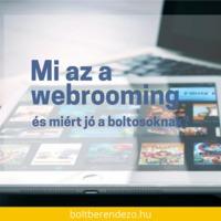 Mi az a webrooming és miért jó a boltosoknak?