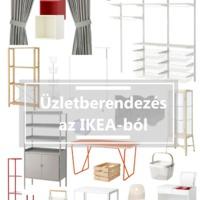 Üzletberendezést az Ikeából?!