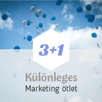 3+1 különleges marketing ötlet