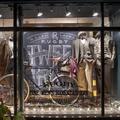 14 fantasztikus kirakat és üzletportál biciklivel