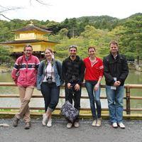 Japán - Japánban jártak a Bolyai diákjai