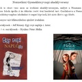Nemzetközi Gyermekkönyvnapi akadályverseny