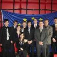 Bolyaisok az Európai Ifjúsági Parlamentben