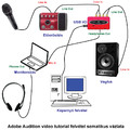 Adobe Audition – Zajszűrés