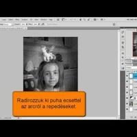 Kép a múltból – videó tutorial