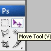 Az eszközök használata I. Moove Tool