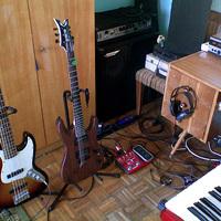Gyarapodó hangszerparkom
