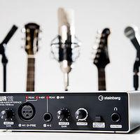 Házi stúdió – Új, belépő szintű USB audio interface a Steinbergtől