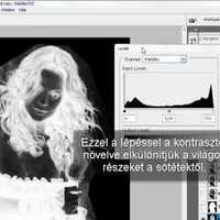 Alakok kivágása II. - videó tutorial