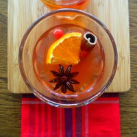 Mennyei forralt bor recept