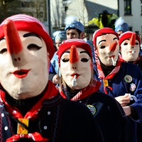 Belga karneválok 1. - Malmédy, avagy Hosszúkéz, Hosszúseprű és Hosszúorr meg a többiek