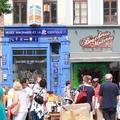 Magyar régiségeket is lehet találni Brüsszel leghíresebb bolhapiacán