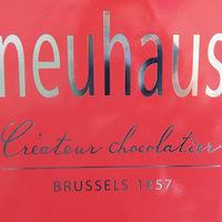 Brüsszel legrettenetesebb helye.. A Neuhaus csokoládé-outlet