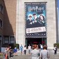 Pillantás a Harry Potter filmek kulisszái mögé
