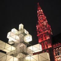 A nagy brüsszeli karácsonyfa-botrány