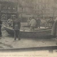 Ady Endre, Párizs, 1910