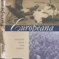 Patrik Ouředník: EUROPEANA - (részlet)