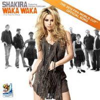 Shakira szám a FIFA Labdarúgó-világbajnokság hivatalos indulója