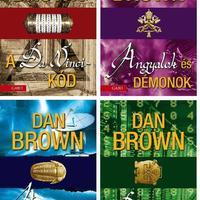 Új köntösben Dan Brown könyvei