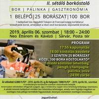 BorYssza Krónika – BORISTAVASZ 2019