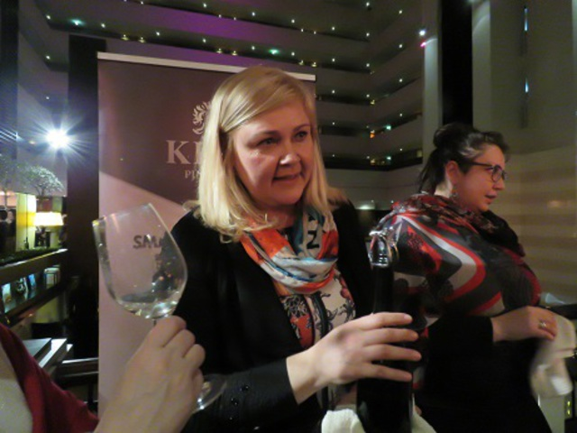 Orosz ízek már a tarcali KERN konyhában vannak a tarcali KERN bor kíséretében
