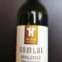 Hollóvár Somlai Hárslevelű 2005