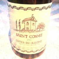 Saint Cosme Cotes-du-Rhone 2011