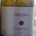 100% Chardonnay + 0% Tokaj  = Sauska  2011