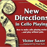 ;ONLINE; New Directions In Cello Playing. indicate private Middaugh against shocked Apuesta debera Tanya