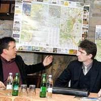 Szekszárd és a borvidék egy térképen