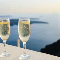 Közelről a pezsgő