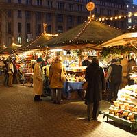 Budapesti Karácsony: vanám mézecskalács + bor is...:-)
