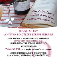 Vylyani bor és irodalom