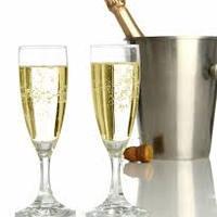Fogy a pezsgő...