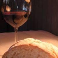 Kenyér + bor