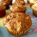 Almás-ricottás muffin - mert már nem trendi (?)