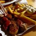 Berlinben enni 2.: A Currywurst