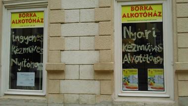 A Borka Alkotóház