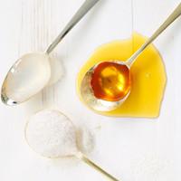 DIY testradír: tápláló méz, cukor aloe verával