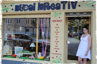 Boltok és emberek - Budai Kreatív bolt és alkotóműhely