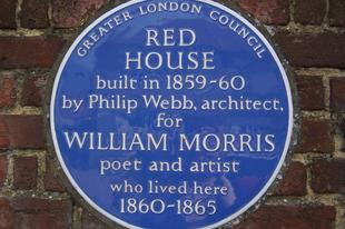 Szépen élni - William Morris, London, Bexleyheath