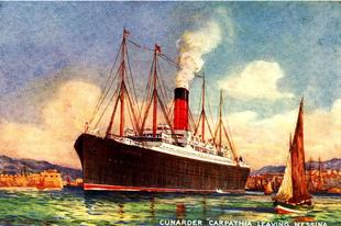 Nem megyünk mi messzire, avagy a Titanic tragédiája és hogy magyar hajó volt-e a Carpathia