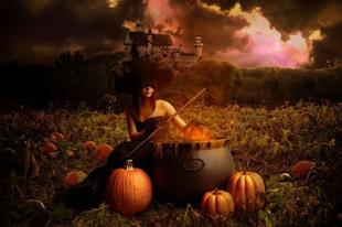 Halloween és Samhain. Kövek, fák, kelták